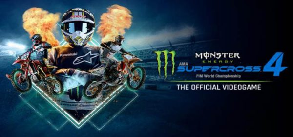 Monster Energy Supercross 4 Free Download PC Game