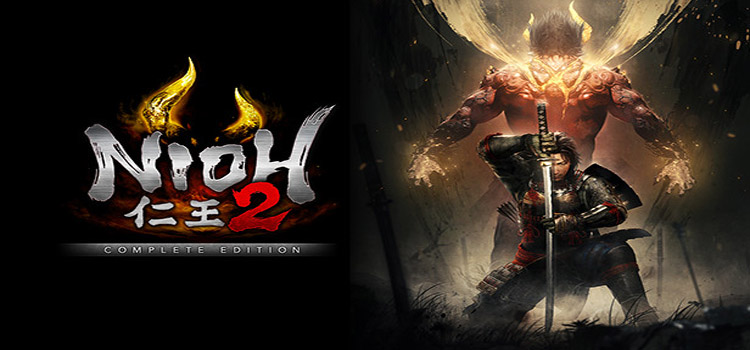 Nioh 2 Free Download Complete Edition PC Game