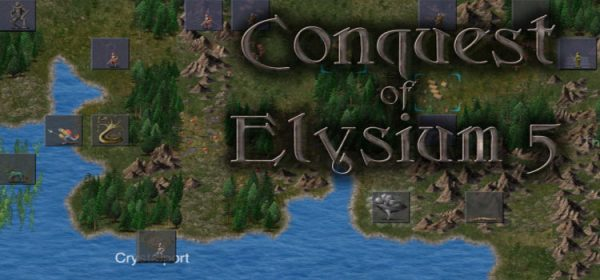 Conquest Of Elysium 5 Free Download FULL PC Game