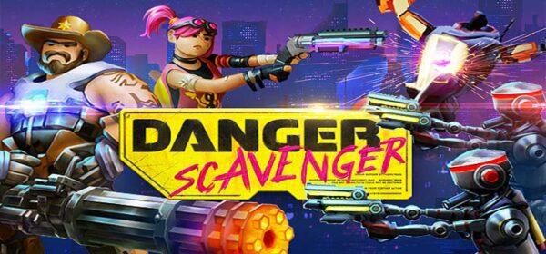 Danger Scavenger Free Download FULL PC Game