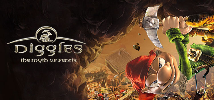 Diggles The Myth Of Fenris Free Download PC Game