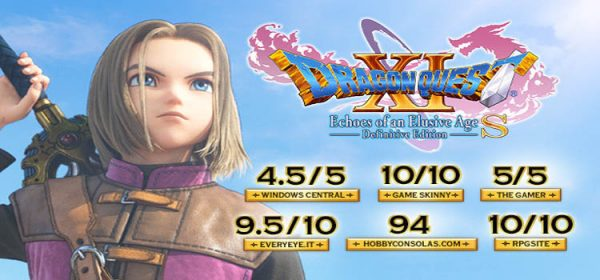 Dragon Quest XI S Echoes Of An Elusive Age Free Download