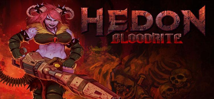 Hedon Bloodrite Free Download FULL Version PC Game