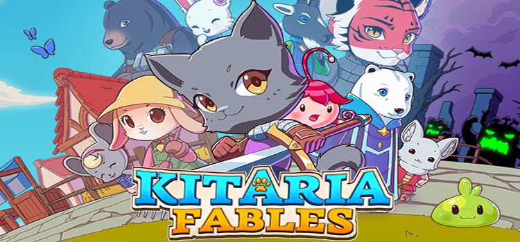 Kitaria Fables Free Download FULL Version PC Game