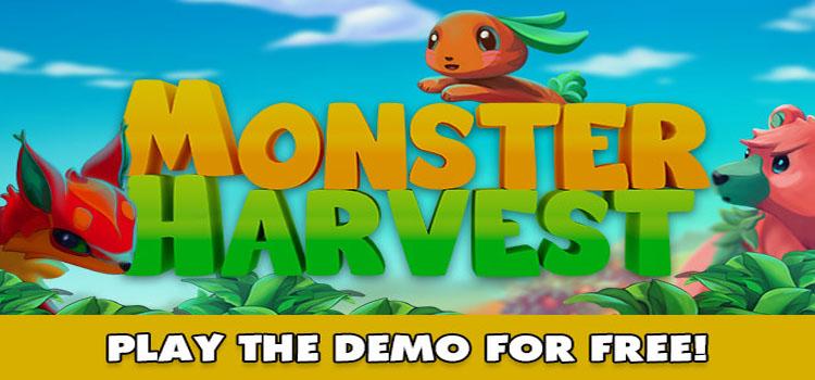 Monster Harvest Free Download FULL Version PC Game