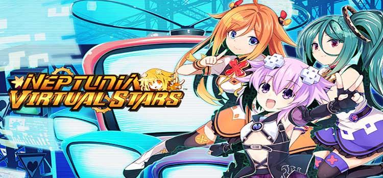 Neptunia Virtual Stars Free Download FULL PC Game