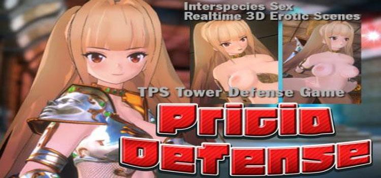 Pricia Defense Free Download FULL Version PC Game