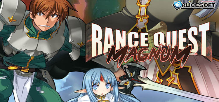 Rance Quest Magnum Free Download FULL PC Game
