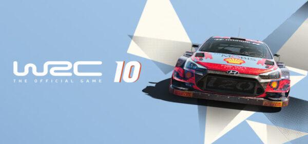 WRC 10 Free Download FULL Version Crack PC Game