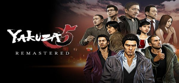 Yakuza 5 Remastered Free Download FULL PC Game
